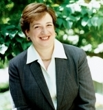 Elena Kagan, third sitting female Supreme Court Justice